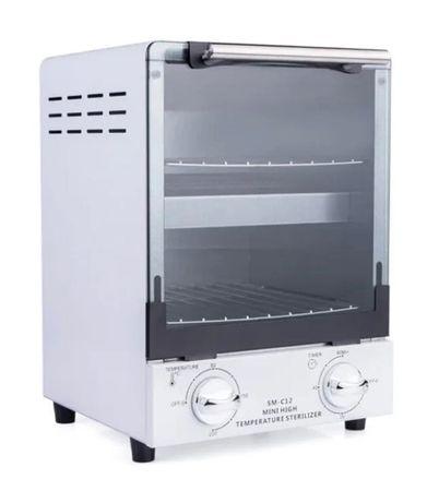 Высокотемпературный сухожаровой шкаф для стерилизации SM-C12 на 600 Вт