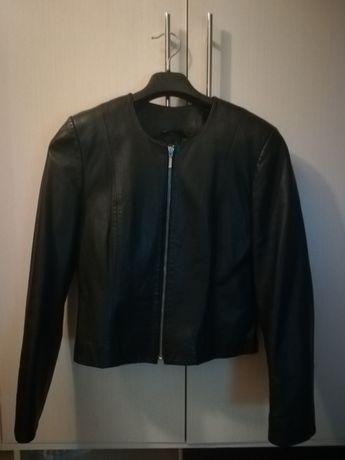 Куртка кожа. Классика