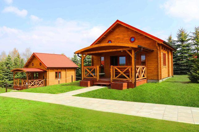 Domki na Mazurskim Wzgórzu - nad jeziorem WOLNE TERMINY OD 29 SIERPNIA