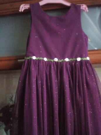Sukienka wizytowa 128