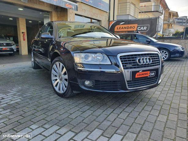 Audi A8 3.0 TDi V6 quattro Tiptronic