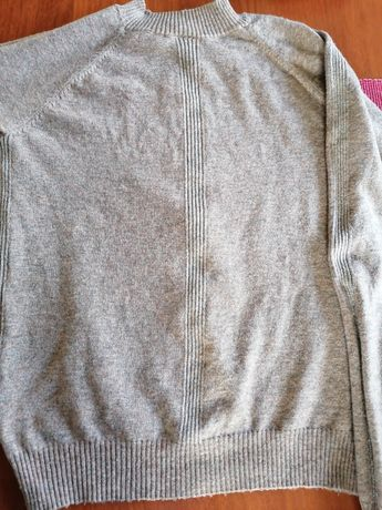 Sweter Mohito że srebrną nitką