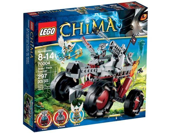 LEGO Chima Разведчик Вакза 70004