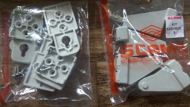 Scame Easy Box - części do rozdzielnicy elektrycznej