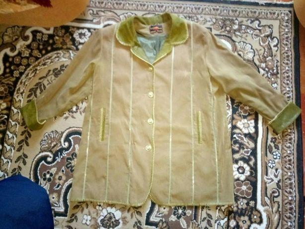 Продам куртку 62-64 р.(весна)