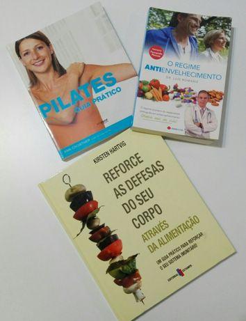 Livros de saúde - Portes Grátis