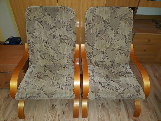Wersalka, fotele
