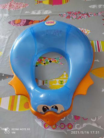 Base de sanita para criança marca Baby Ok