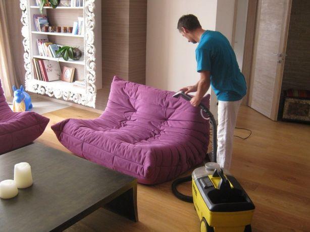 Химчистка диванов, кресел, стульев, пуфов, матрасов, ковровых покрытий