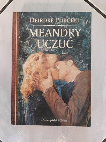 Książka Meandy Uczuć, Deirdre Purcell