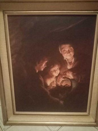Obraz olejny Rubens