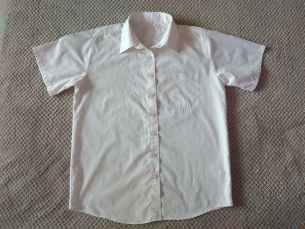 Белая рубашка George в школу для мальчиков