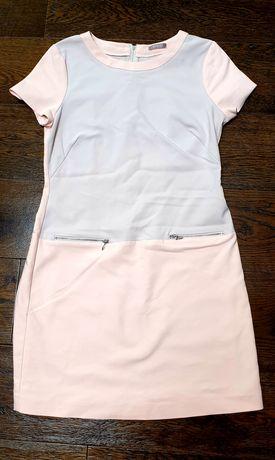 Wyprzedaż szafy ! Pastelowa sukienka Orsay r. 38