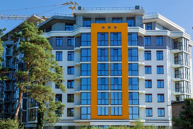 Продам Квартиру 41м2 в Рассрочку с миним. взносом. Инфраструктура. Лес