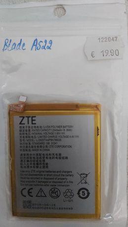 Bateria zte li3925t44p8h786035 para blade a522