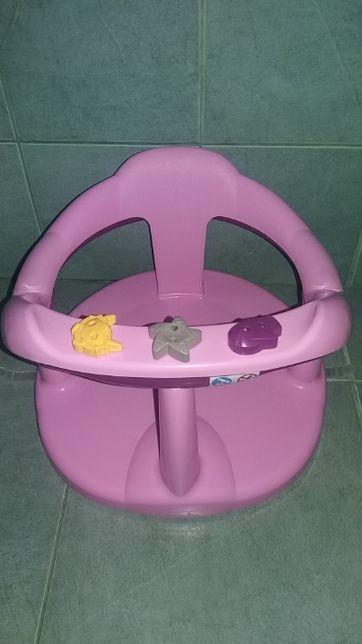 Крісло для купання, стульчик для купания Aquababy