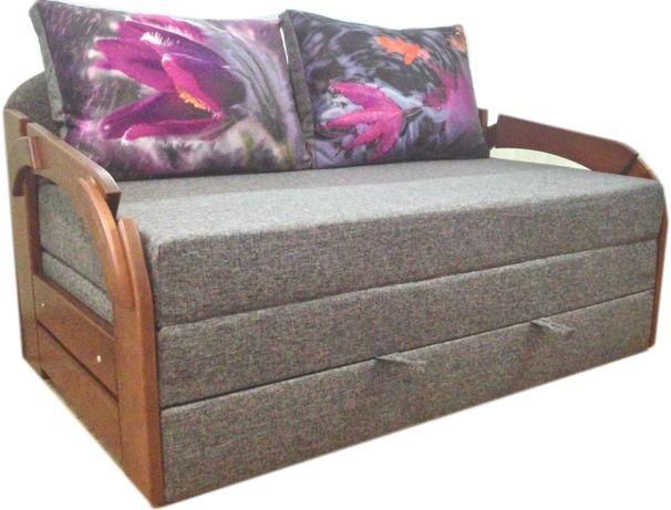 Диван-кровать Людмила выкатной.