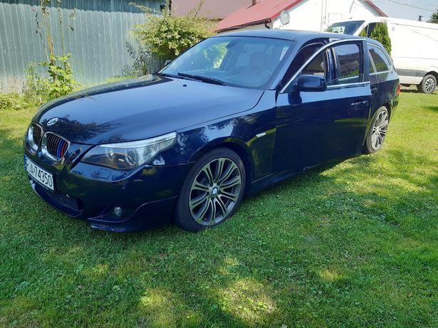 BMW E61 M-pakiet