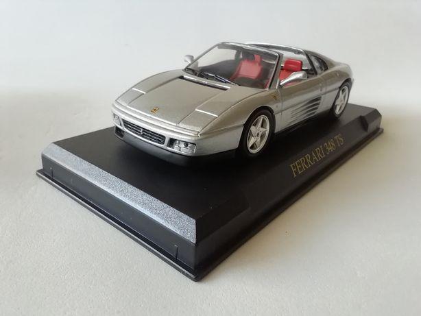 1/43 Ferrari 348 TS - 1989 (Miniatura - Ixo/Altaya)