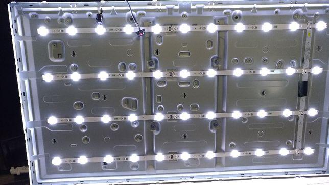 LEDs Samsung 43JU6060