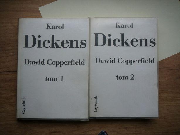 Dawid Copperfield - Charles Dickens /Tom I i II/