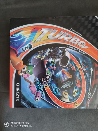 Gra planszowa chińczyk Turbo