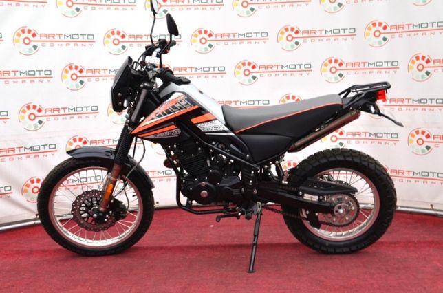 Новый мотоцикл SHINERAY TRICKER 250 официально из салона Артмото