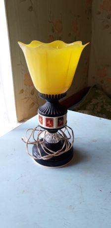 Настольный светильник СССР