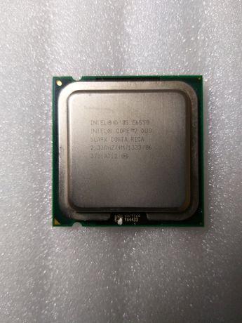 Процесор Intel® Core™2 Duo E6550