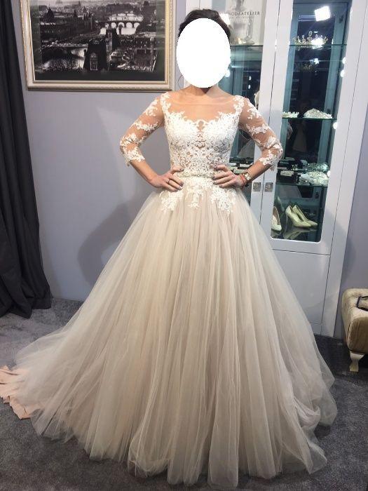 Свадебное платье Mirella бренд Anna Sposa, цвет пудра Днепр - изображение 1