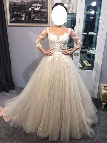 Свадебное платье Mirella бренд Anna Sposa, цвет пудра