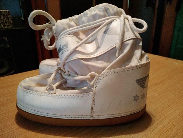 Сапожки зимние луноходы Moon Boots