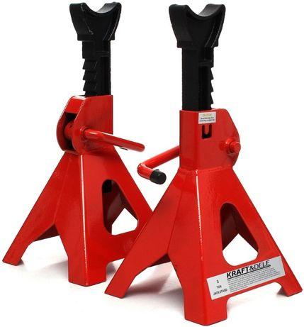 2sztuki Kobyłki podstawki podpory samochodowe udźwig 3TONY