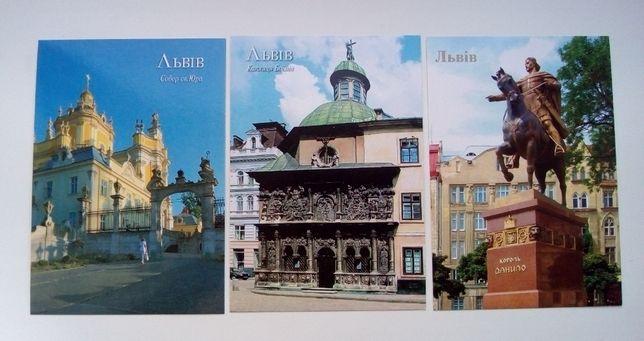 Почтовые марки, открытки