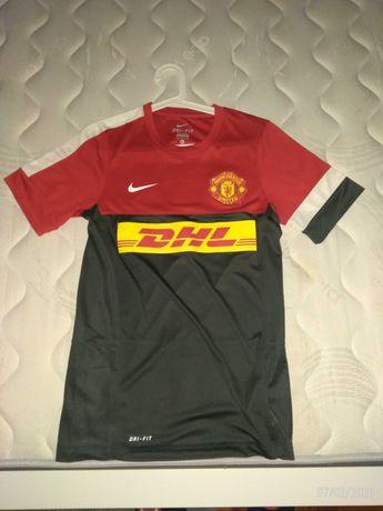 Camisola futebol Manchester United