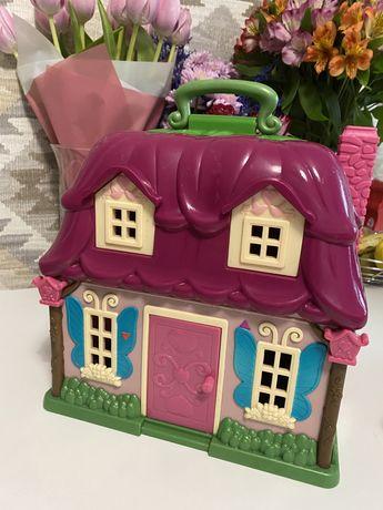 будинок sylvanian families домик