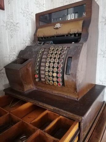 Caixa Registadora National 1946 (Vintage)