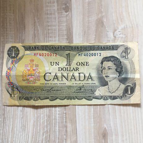 1 канадский доллар 1973