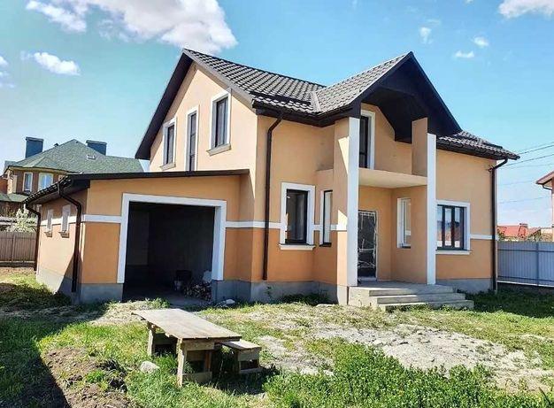 2 поверховий дім з ділянкою на 5 сот в Петропавлівській Борщагівці