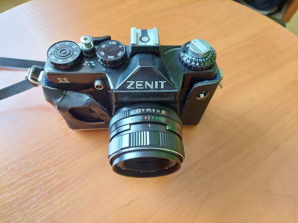 Aparat fotograficzny Zenit 11