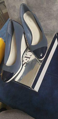 nowe buty na koturnie rozmiar 40
