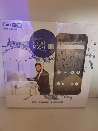 Nowy hammer MaxCom Smart strong MS572 dual sim