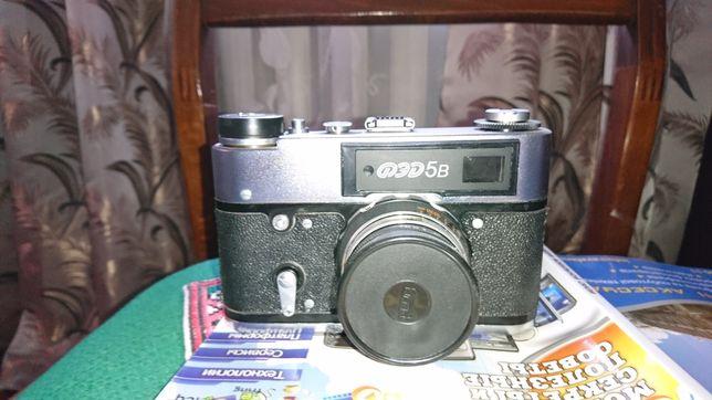 Фотоаппарат ФЕД 5в СССР новый .