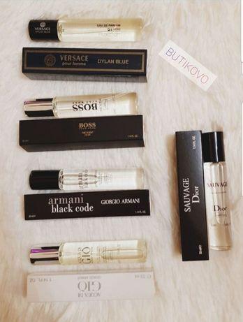 WYPRZEDAŻ Perfumetka Męska 33ml Armani Hugo Dior Versace Perfumy tanio
