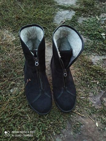 Ботинки полуботики сапоги