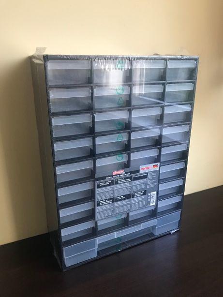 Powerfix organizer szafka do magazynowania małych części