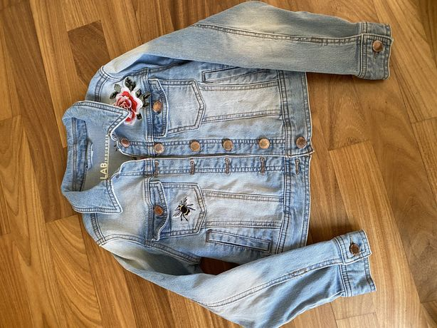 Kurtka jeansowa Kappahl