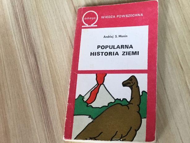 Popularna Historia Ziemi, Andrzej S. Monin