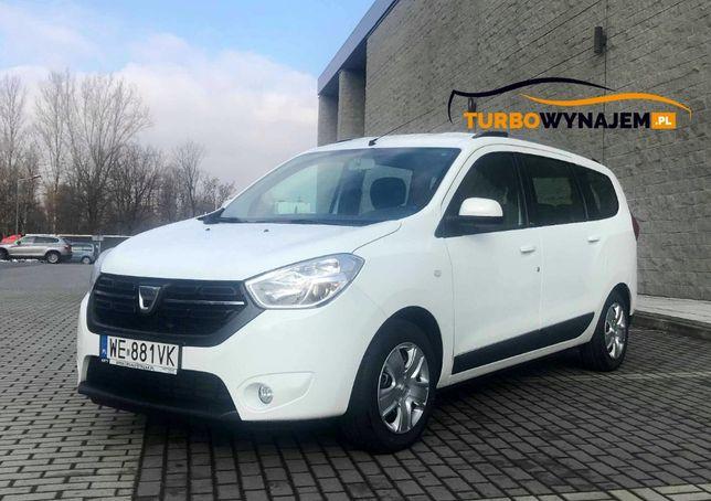 Wynajem-Wypożyczalnia Busów Busa Van Vanów Aut Auta Dacia Lodgy