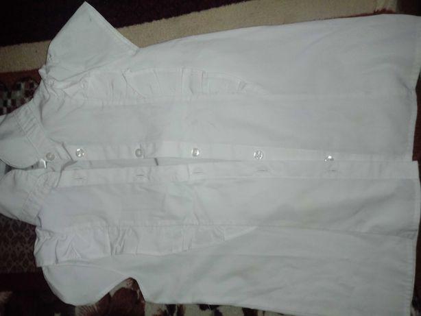 Biała koszula 7-8 lat
